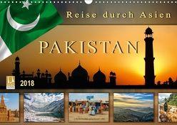 Reise durch Asien – Pakistan (Wandkalender 2018 DIN A3 quer) von Roder,  Peter