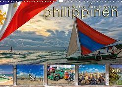 Reise durch Asien – Philippinen (Wandkalender 2018 DIN A3 quer) von Roder,  Peter
