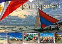 Reise durch Asien – Philippinen (Wandkalender 2018 DIN A4 quer) von Roder,  Peter