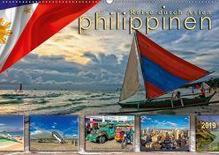 Reise durch Asien – Philippinen (Wandkalender 2019 DIN A2 quer) von Roder,  Peter