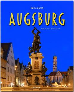 Reise durch Augsburg von Schrenk,  Johann, Siepmann,  Martin