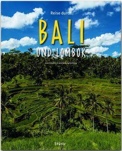 Reise durch Bali und Lombok von Gottung,  Sascha, Zaglitsch,  Hans