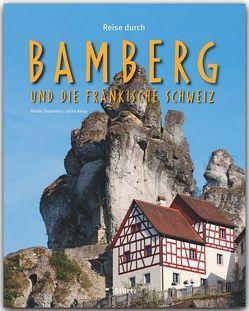 Reise durch Bamberg und die Fränkische Schweiz von Ratay,  Ulrike, Siepmann,  Martin