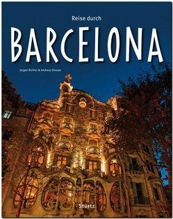 Reise durch Barcelona von Drouve,  Andreas, Richter,  Jürgen
