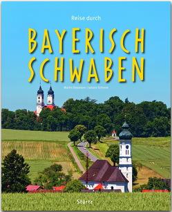Reise durch Bayerisch-Schwaben von Schrenk,  Johann, Siepmann,  Martin
