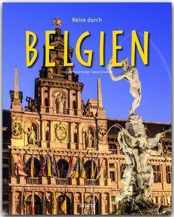Reise durch Belgien von Herzig,  Tina und Horst, Schwikart,  Georg