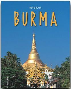 Reise durch Burma von Weigt,  Mario, Weiss,  Walter M.