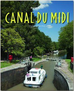 Reise durch Canal du Midi von O'Bryan,  Linda, Zaglitsch,  Hans