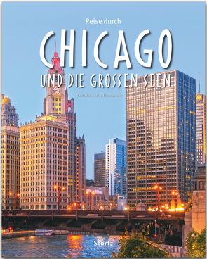 Reise durch Chicago und die Großen Seen von Heeb,  Christian, Jeier,  Thomas