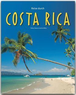 Reise durch Costa Rica von Böhm,  Janine, Hauser,  Tobias