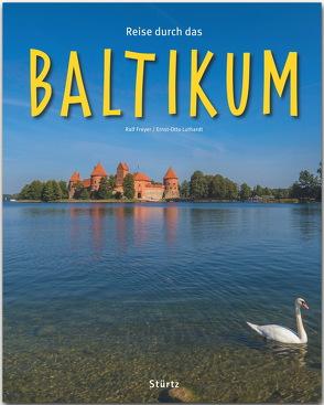 Reise durch das Baltikum von Freyer,  Ralf, Luthardt,  Ernst-Otto