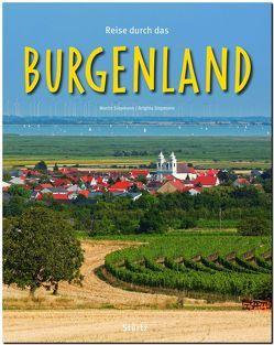 Reise durch das Burgenland von Siepmann,  Birgitta, Siepmann,  Martin