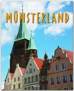 Reise durch das Münsterland von Damwerth,  Dietmar, Merz,  Brigitte
