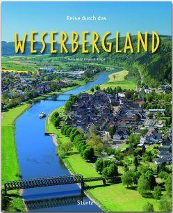 Reise durch das Weserbergland von Krüger,  Hans H, Weigt,  Mario