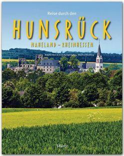 Reise durch den Hunsrück – Naheland – Rheinhessen von Böckling,  Manfred, Merz,  Brigitte, Spiegelhalter,  Erich