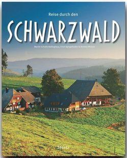 Reise durch den Schwarzwald von Meisen,  Annette, Schulte-Kellinghaus,  Martin, Spiegelhalter,  Erich