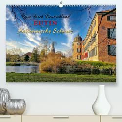 Reise durch Deutschland – Eutin in der Holsteinischen Schweiz (Premium, hochwertiger DIN A2 Wandkalender 2021, Kunstdruck in Hochglanz) von Roder,  Peter