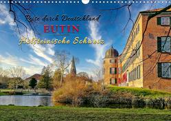 Reise durch Deutschland – Eutin in der Holsteinischen Schweiz (Wandkalender 2021 DIN A3 quer) von Roder,  Peter