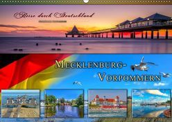 Reise durch Deutschland – Mecklenburg-Vorpommern (Wandkalender 2019 DIN A2 quer) von Roder,  Peter