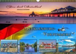 Reise durch Deutschland – Mecklenburg-Vorpommern (Wandkalender 2019 DIN A3 quer) von Roder,  Peter