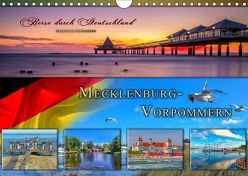 Reise durch Deutschland – Mecklenburg-Vorpommern (Wandkalender 2019 DIN A4 quer) von Roder,  Peter
