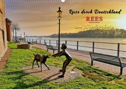 Reise durch Deutschland – Rees am Niederrhein (Wandkalender 2021 DIN A2 quer) von Roder,  Peter