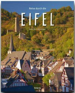 Reise durch die Eifel von Kühler,  Michael, Merz,  Brigitte