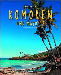 Reise durch die Komoren und Mayotte von Spinnler,  Ellen, Stadelmann,  Franz
