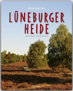 Reise durch die Lüneburger Heide von Scheibner,  Johann, Schumann,  Christoph