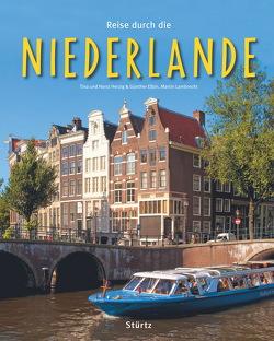 Reise durch die Niederlande von Herzig,  Tina und Horst, Lambrecht,  Martin