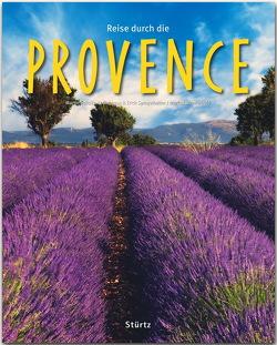 Reise durch die Provence von Schulte-Kellinghaus,  Martin, Spiegelhalter,  Erich, Wennerhold,  Markus