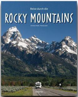 Reise durch die Rocky Mountains von Heeb,  Christian, Jeier,  Thomas