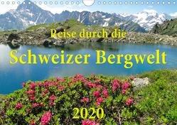 Reise durch die Schweizer Bergwelt 2020 (Wandkalender 2020 DIN A4 quer) von Wetter,  Lukas