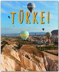 Reise durch die Türkei von Mill,  Maria, Siepmann,  Martin
