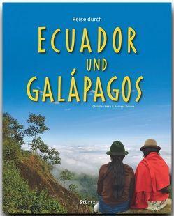 Reise durch Ecuador und Galapagos von Drouve,  Andreas, Heeb,  Christian