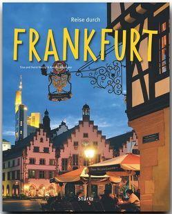 Reise durch Frankfurt von Herzig,  Horst, Herzig,  Tina