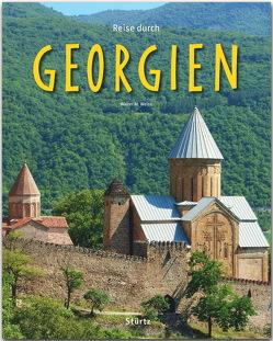 Reise durch Georgien von Weiss,  Walter M.