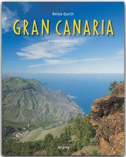 Reise durch GRAN CANARIA von Drouve,  Andreas, Richter,  Jürgen