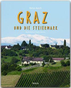 Reise durch Graz und die Steiermark von Siepmann,  Birgitta, Siepmann,  Martin