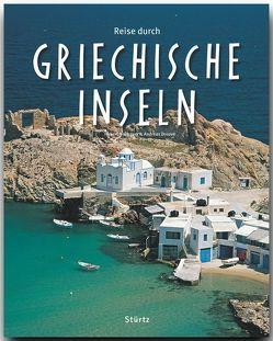 Reise durch Griechische Inseln von Drouve,  Andreas, Neubauer,  Hubert