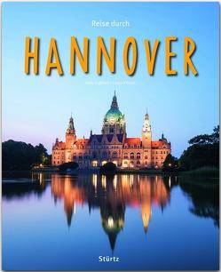 Reise durch Hannover von O'Bryan,  Linda, Zaglitsch,  Hans