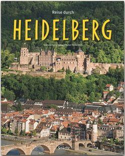 Reise durch Heidelberg von Herzig,  Tina und Horst, Oesterreich,  Volker