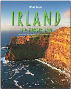 Reise durch Irland von Schulte-Kellinghaus,  Martin, Spiegelhalter,  Erich, Wenk,  Martina