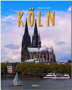 Reise durch Köln von Böckling,  Manfred, Sackermann,  Jörn