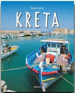 Reise durch Kreta von Luthardt,  Ernst-Otto, Raach,  Karl-Heinz