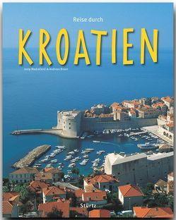 Reise durch Kroatien von Braun,  Andreas, Madracevic,  Josip