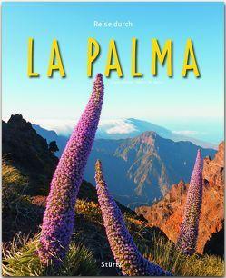 Reise durch La Palma von Richter,  Jürgen, Weiss,  Walter M.