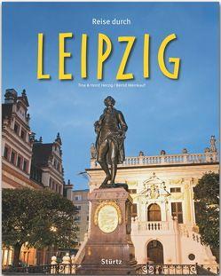 Reise durch Leipzig von Herzig,  Tina und Horst, Weinkauf,  Bernd