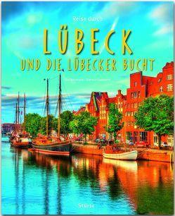 Reise durch Lübeck und die Lübecker Bucht von Damwerth,  Dietmar, Meinhardt,  Olaf