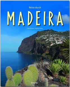 Reise durch Madeira von Bernhart,  Udo, Kluthe,  Dagmar
